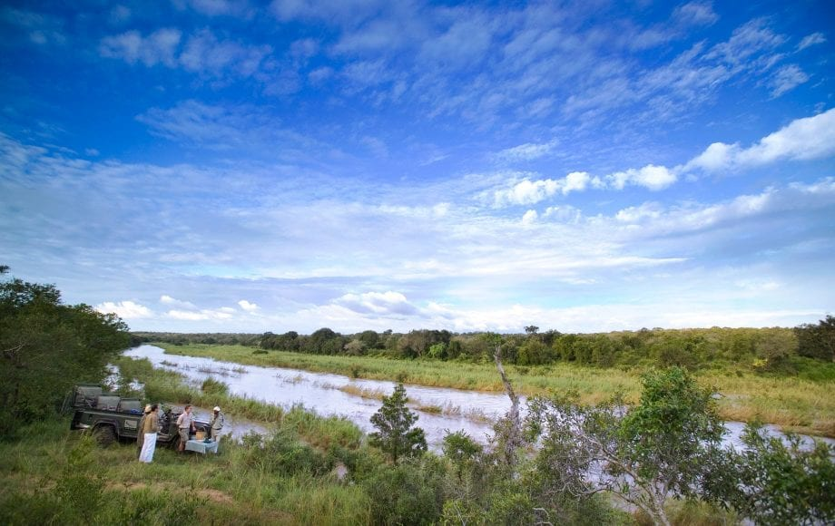 Beautiful Evening at Kruger National Park and Sabi Sand Game Reserve