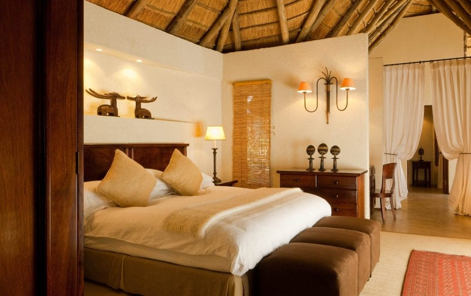 Room view in Kruger National Park and Sabi Sand Game Reserve