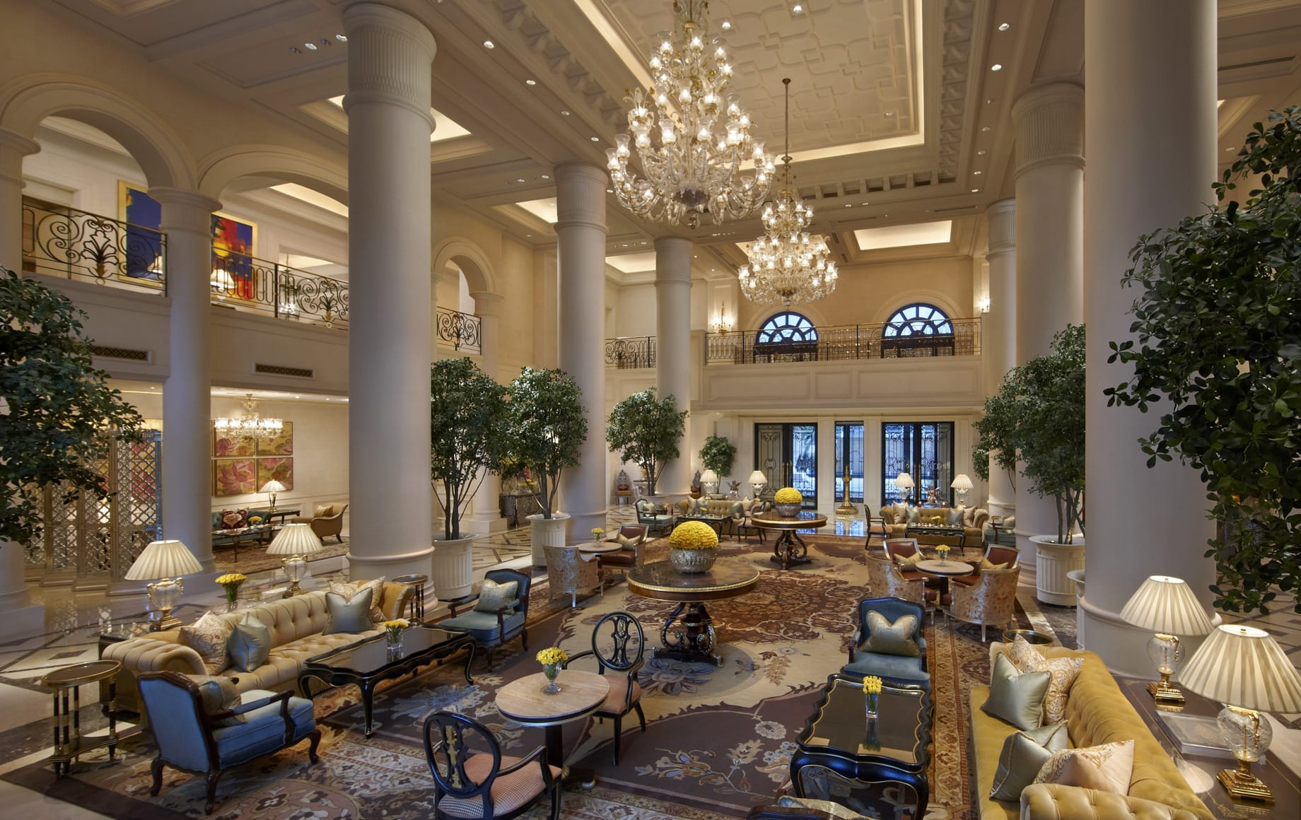 The Leela Palaces, Hotels and Resorts