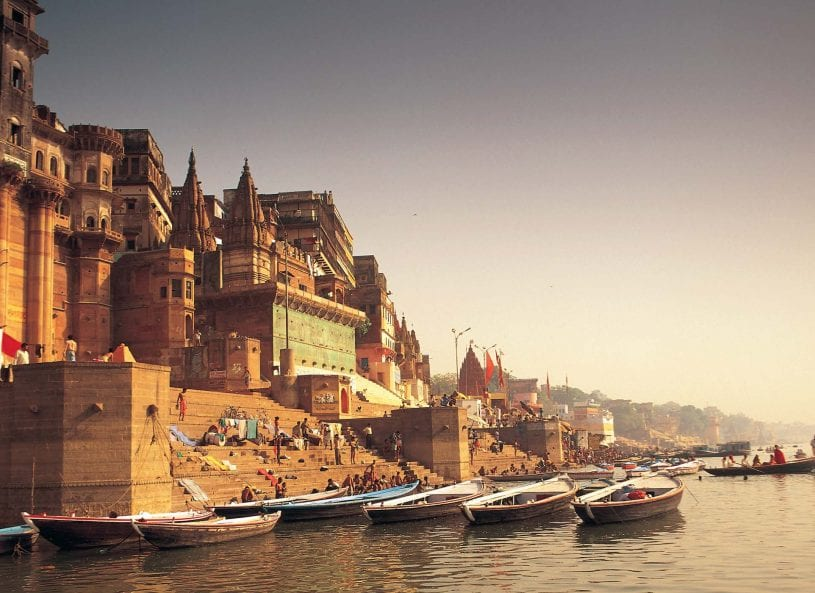 Varanasi is known for its spirituality and diversity