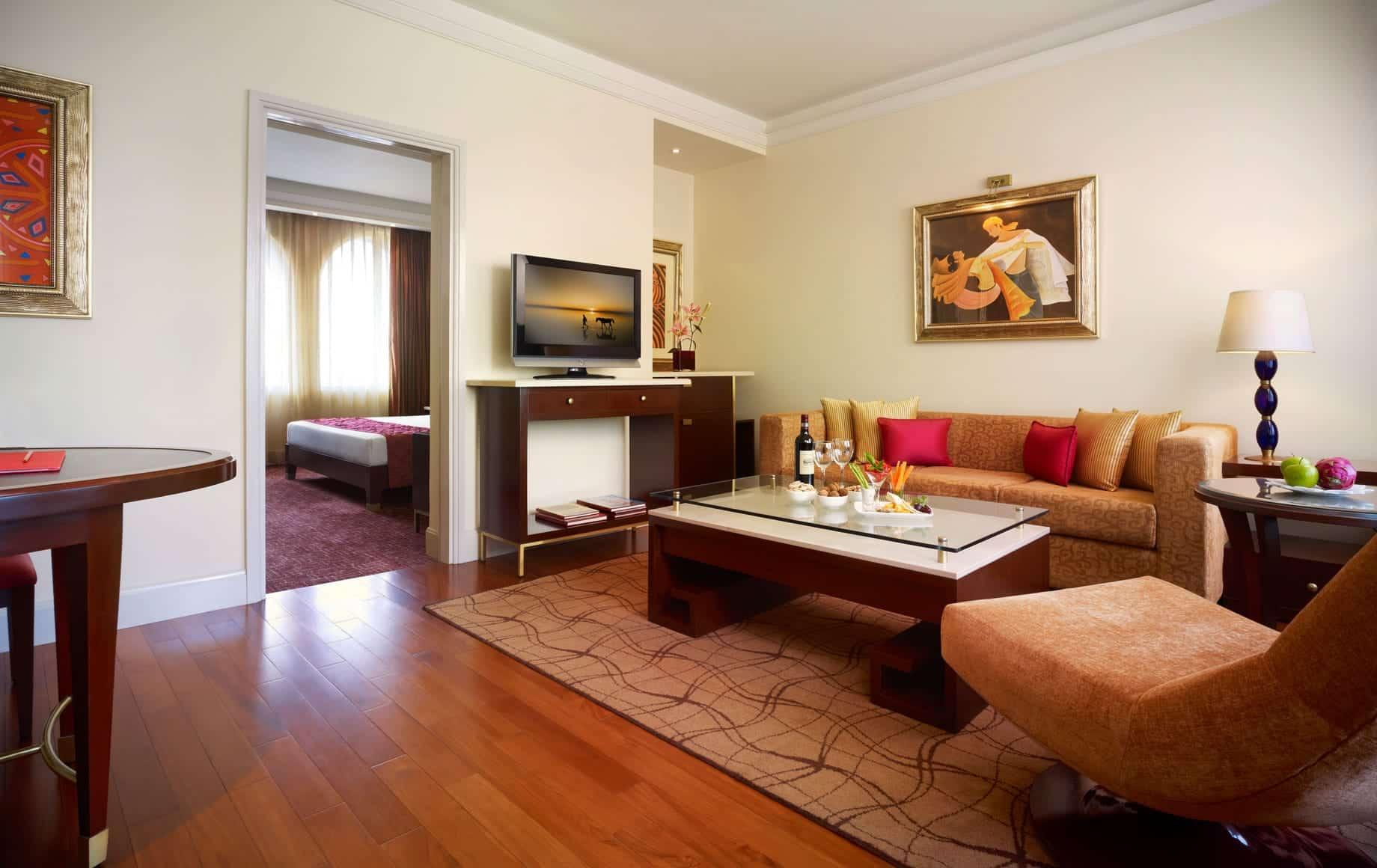 Varanasi Hotel Room View