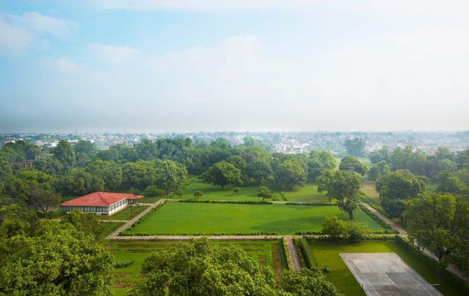 Varanasi View from Hotel
