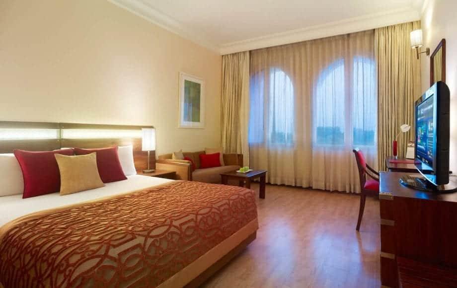 Varanasi Hotel View