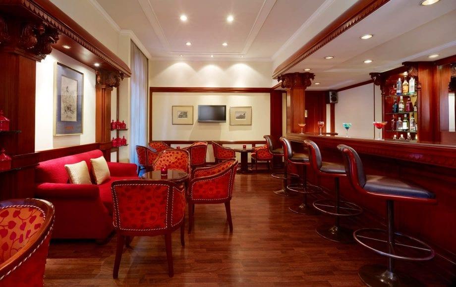 Varanasi Hotel view from inside