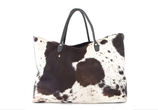 grace collection bag in cowhide