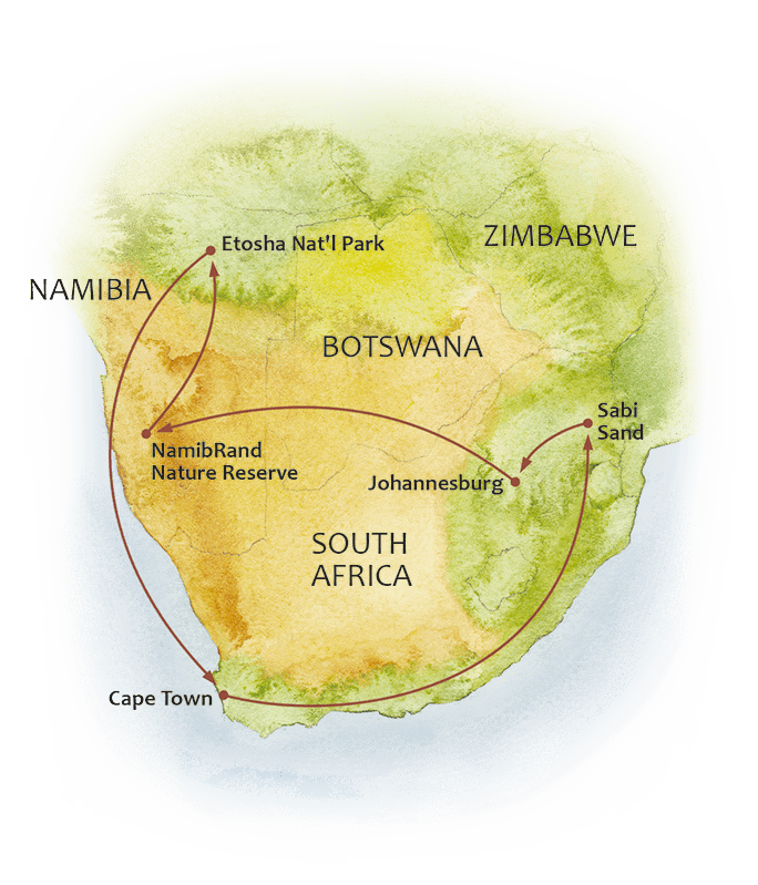 The Great Namibia.