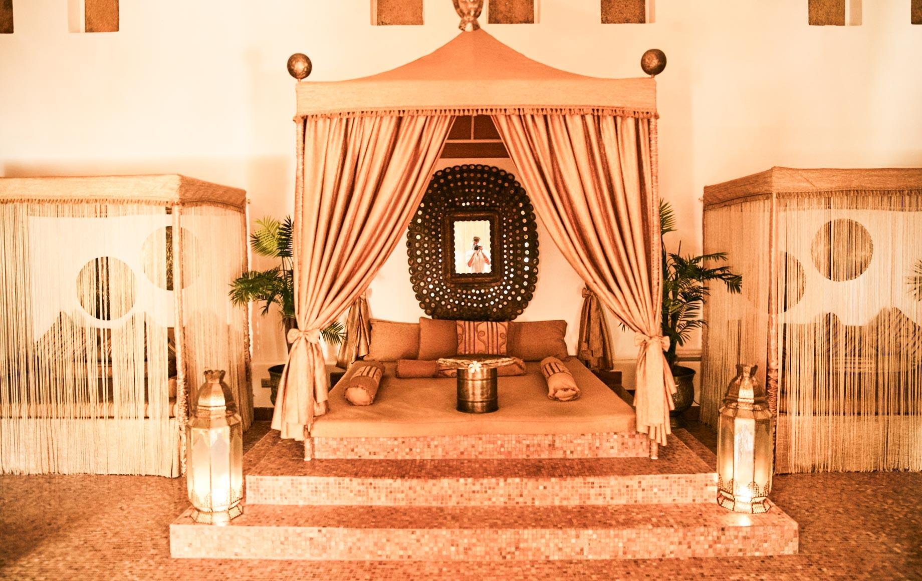 Interior of Baraza Resort & Spa