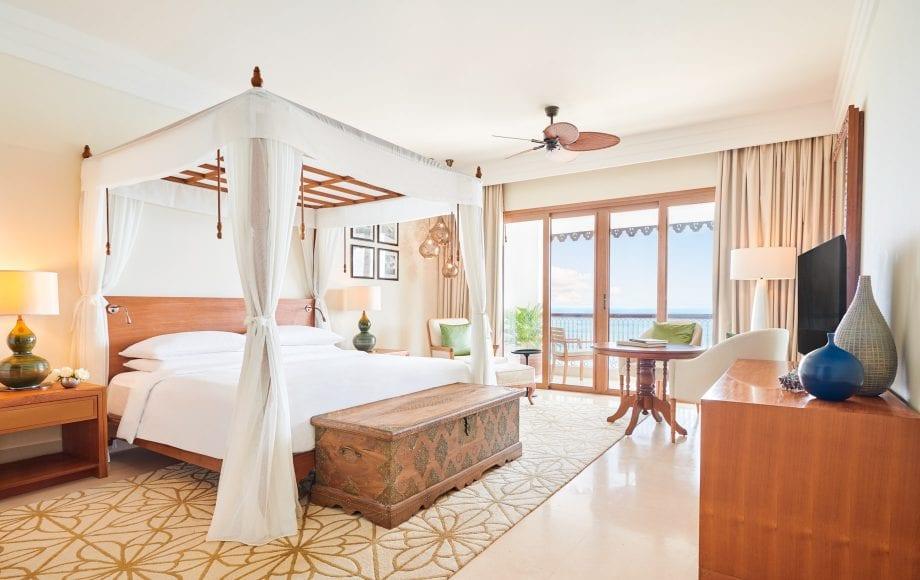 Park Hyatt, Zanzibar bedroom interior