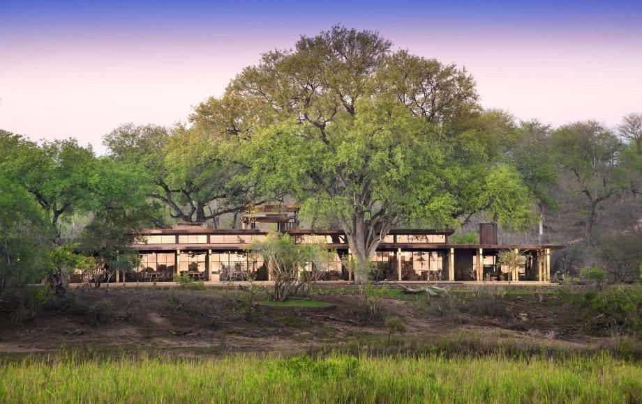 Exterior view of Tengile River Lodge