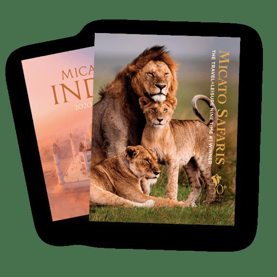 Micato Safaris 2020 brochures