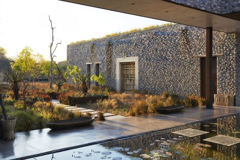 Kubili House in South Africa