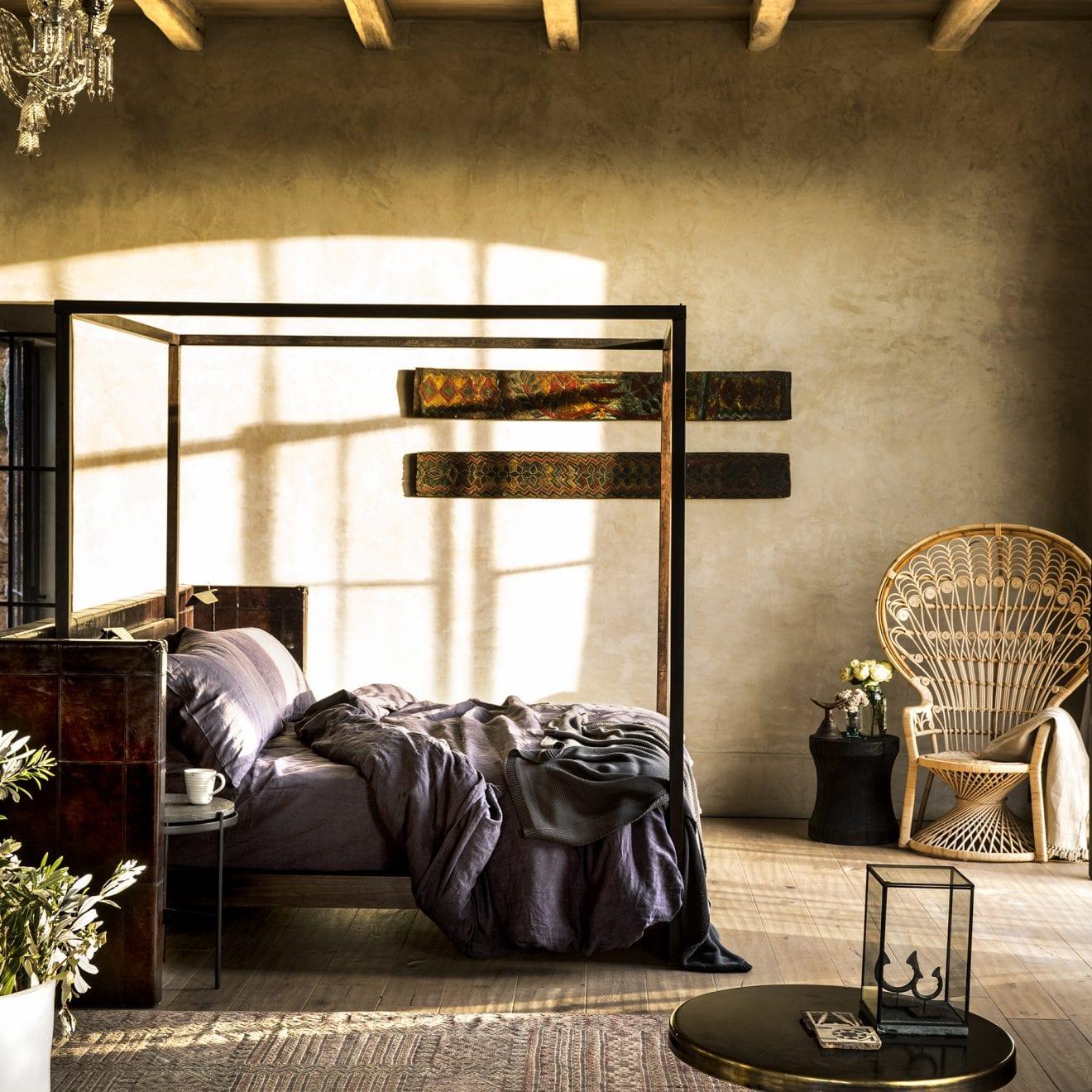 A bedroom at Arijiju