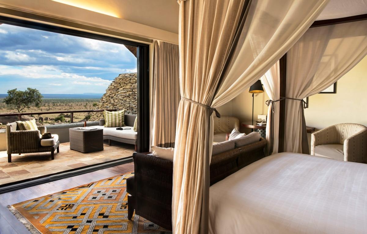 Bedroom Balcony