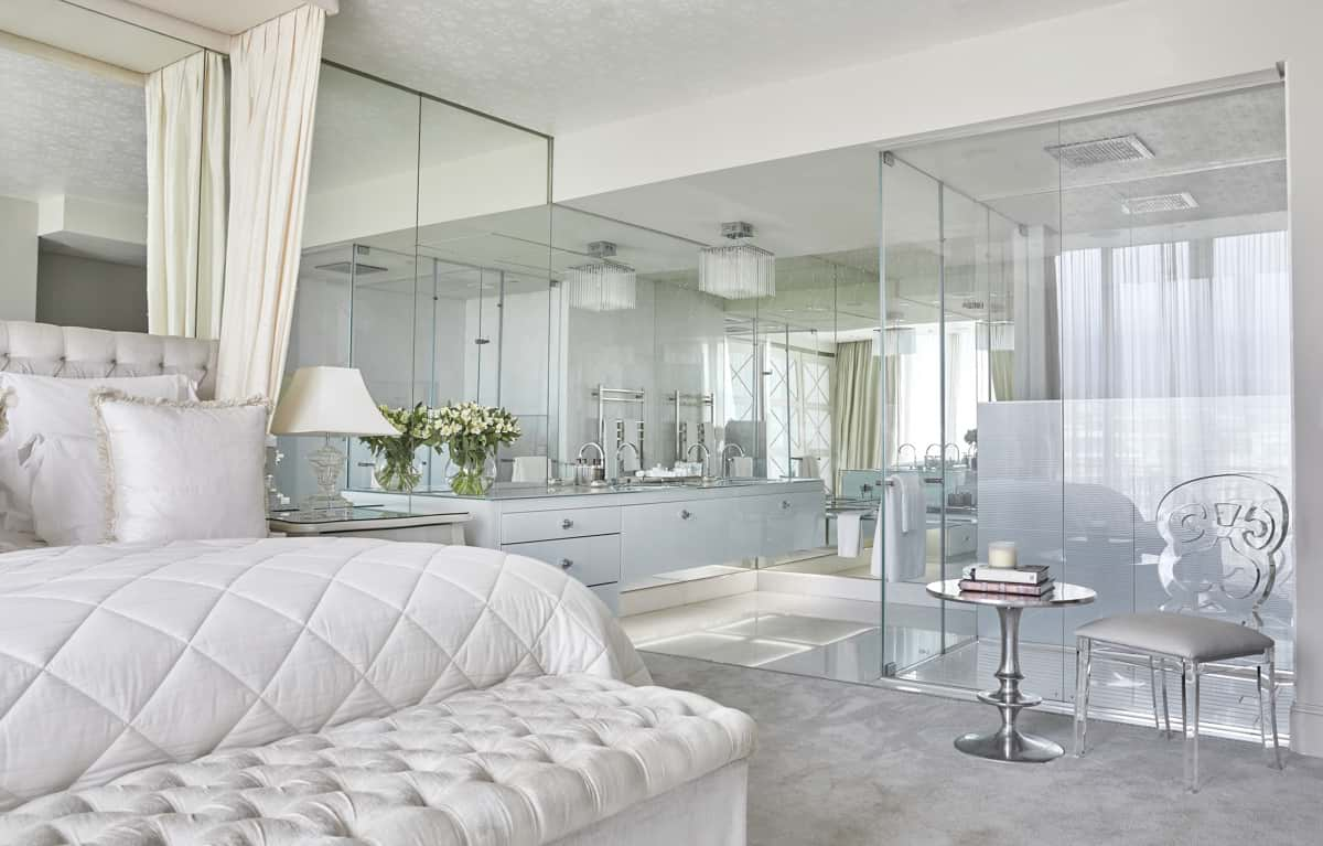Bedroom Bathroom Suite
