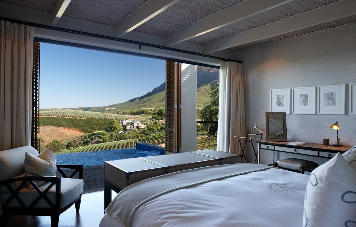 Bedroom Vineyard