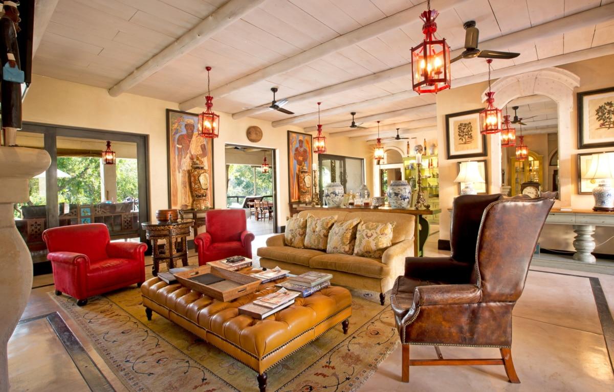 Indoor Living Room Space