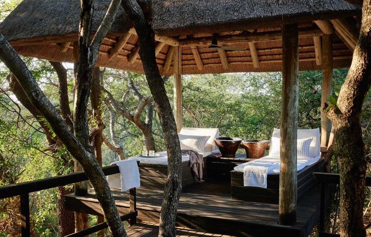 Massage Tree House