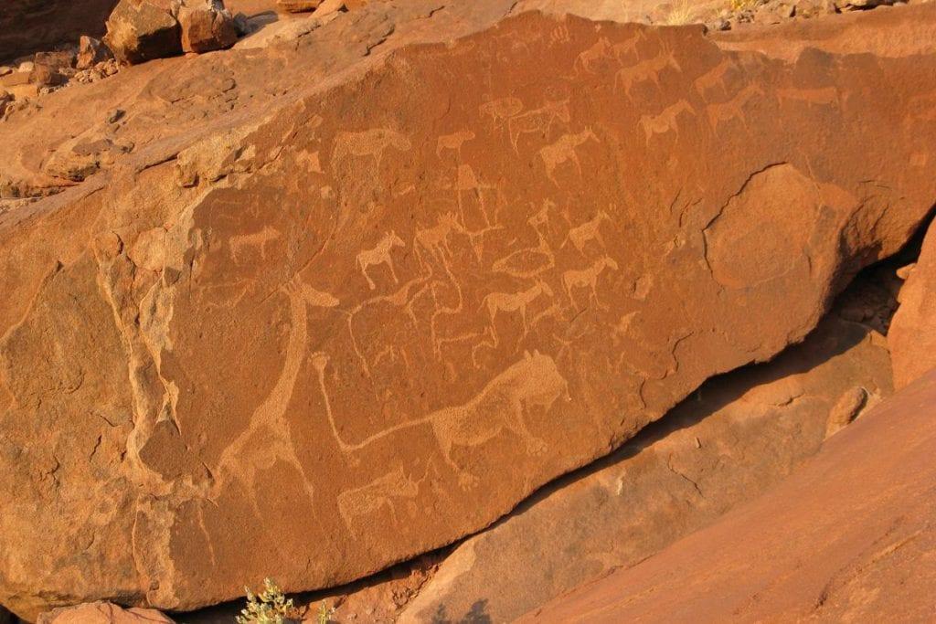 Twyfelfontein Rock Art