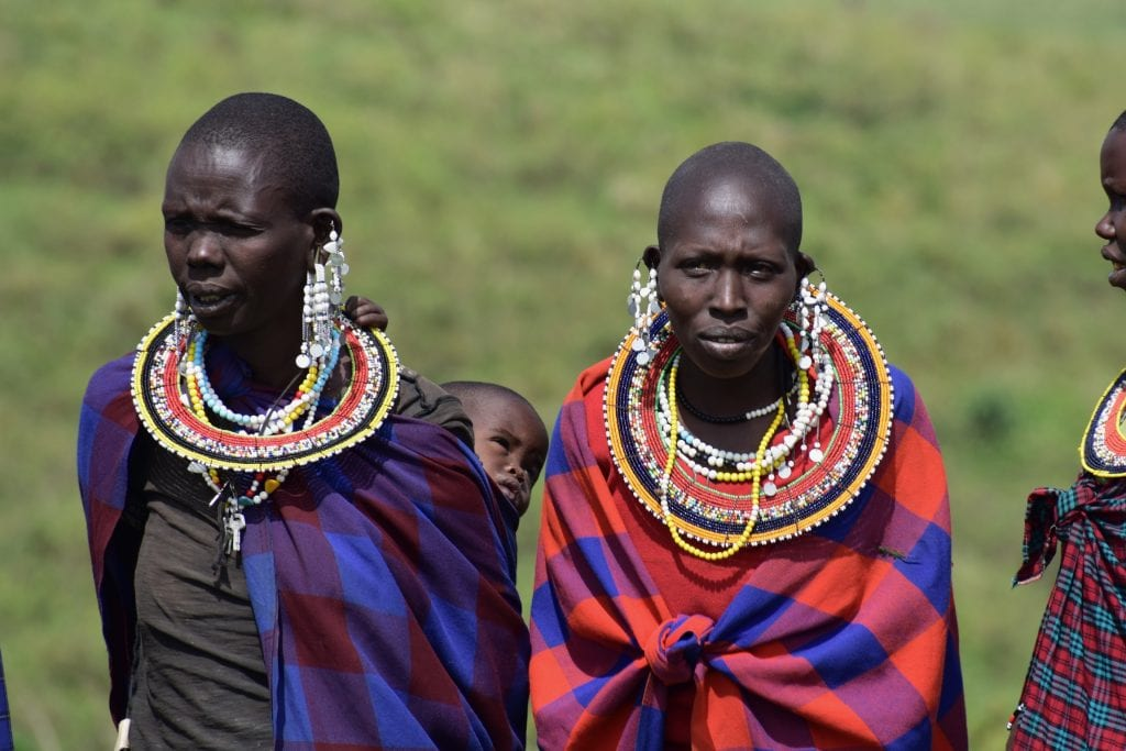 traditional maasai jewelry
