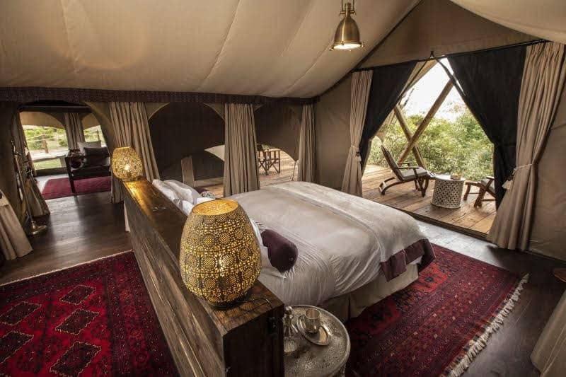 Mara Nyika Lodge, Kenya