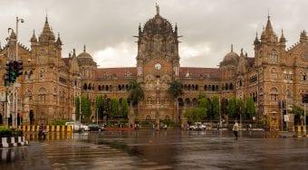 train station, Mumbai